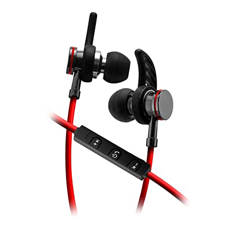 7299e809af4 Amazon.com: Wireless Rechargeable Stereo Earbuds with Bluetooth: Home Audio  & Theater