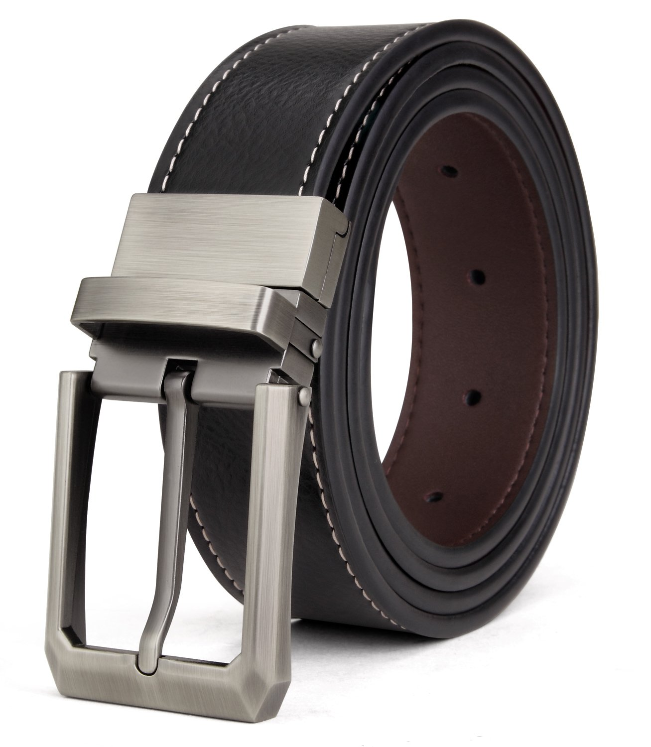 Tonly Monders ACCESSORY メンズ B077VFPG3H L|Plating Rotated Buckle Plating Rotated Buckle L