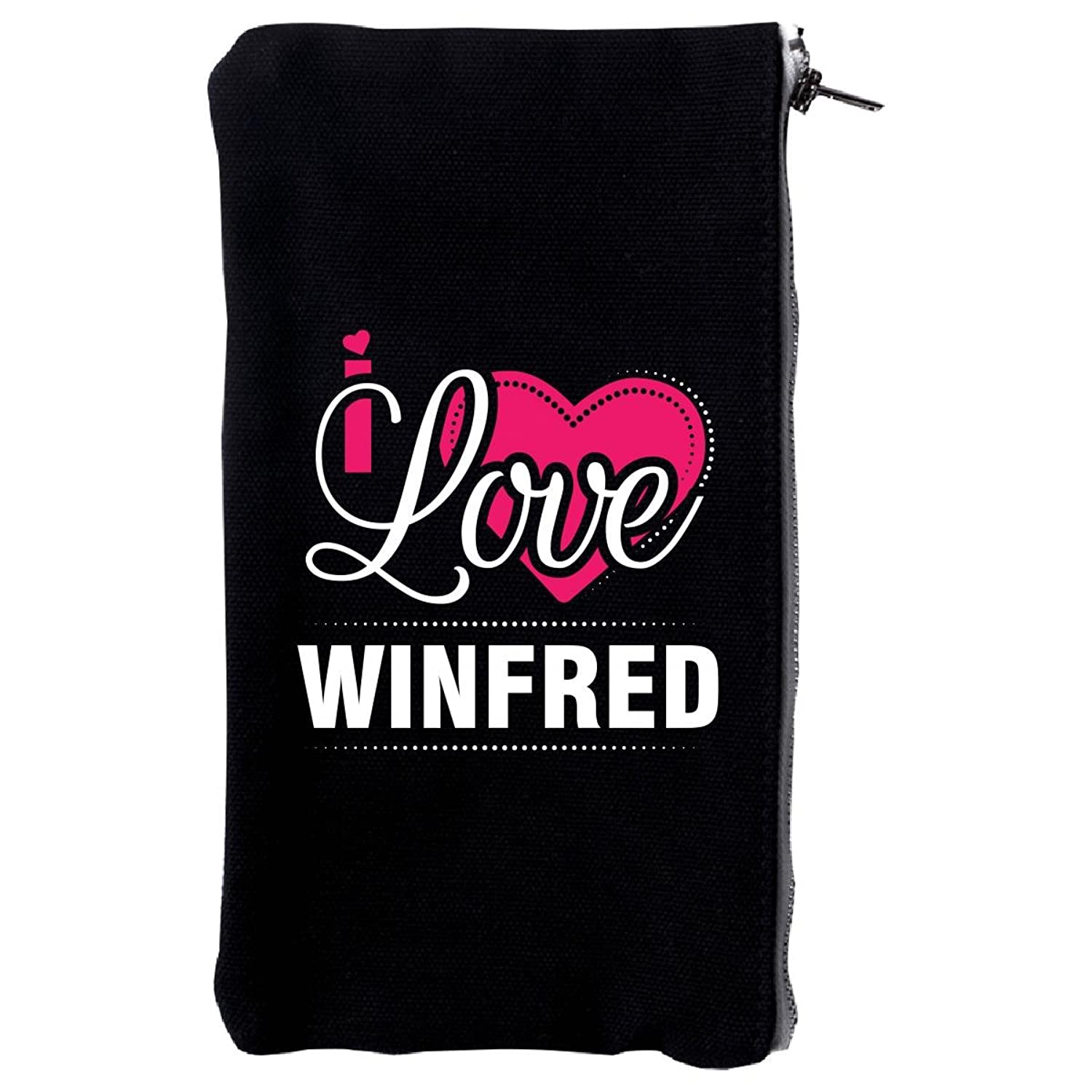 I Love Winfred - Cool Gift For Winfred From Girlfriend - Make Up Case
