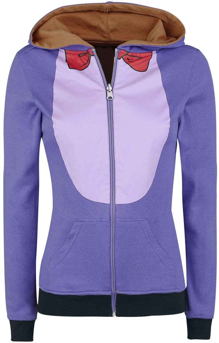 Five Nights at Freddy's Freddy Bonnie Juniors Reversible Hoodie (Large) by Bioworld (Image #1)