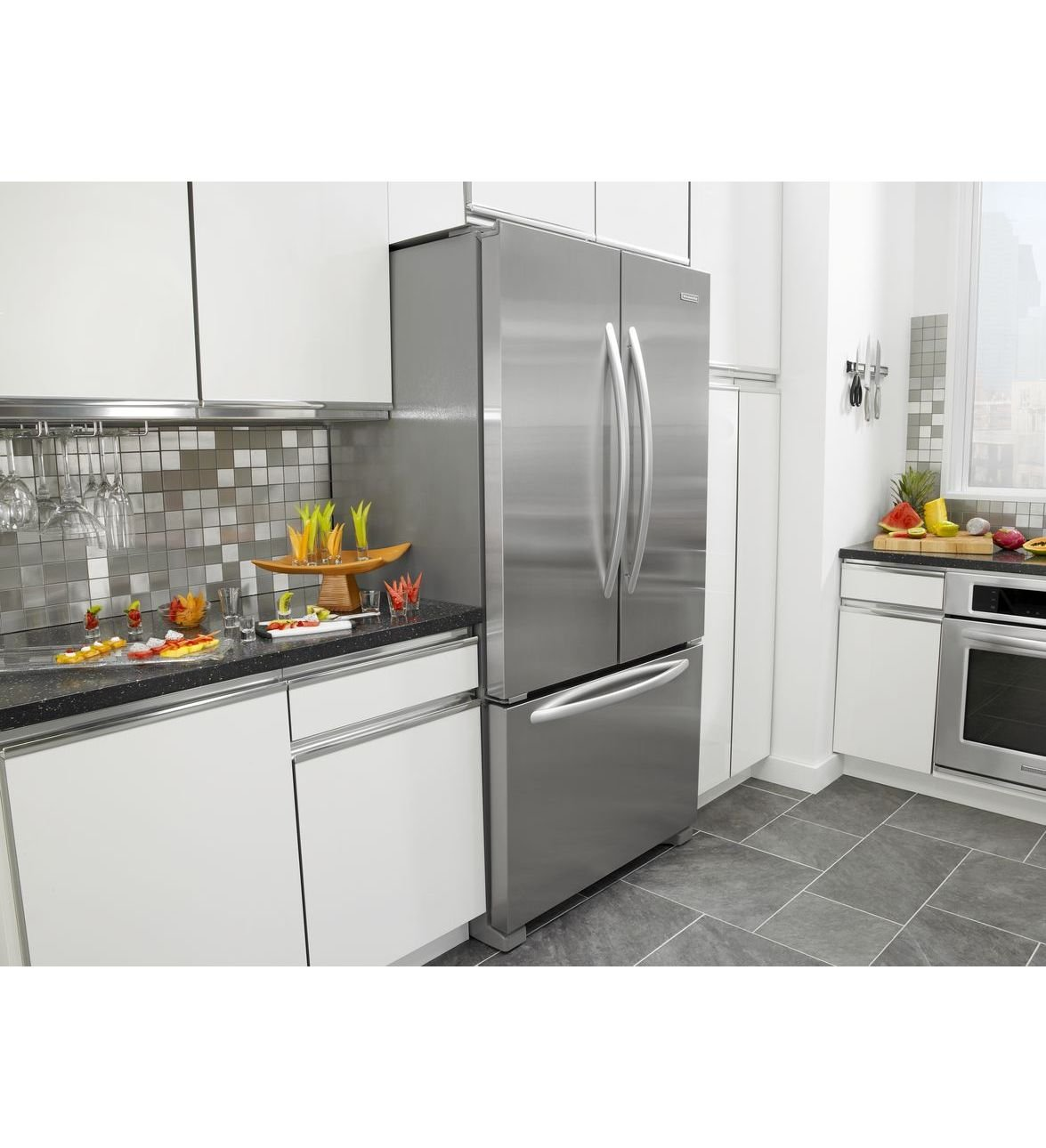 Amazon.com: KITCHENAID FRENCH DOOR FRIDGE *BRAND SOURCE ONLY*: Appliances