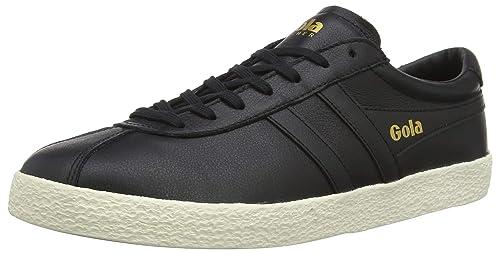 Gola Trainer Black/Off White, Zapatillas para Hombre: Amazon.es: Zapatos y complementos