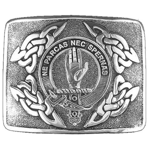 Lamont Scottish Clan Small Kilt Pin