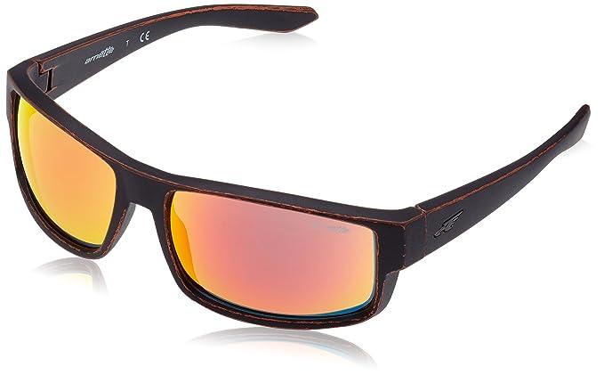 Arnette Boxcar gafas de sol, Matte Tumbled Copper, 59 para ...