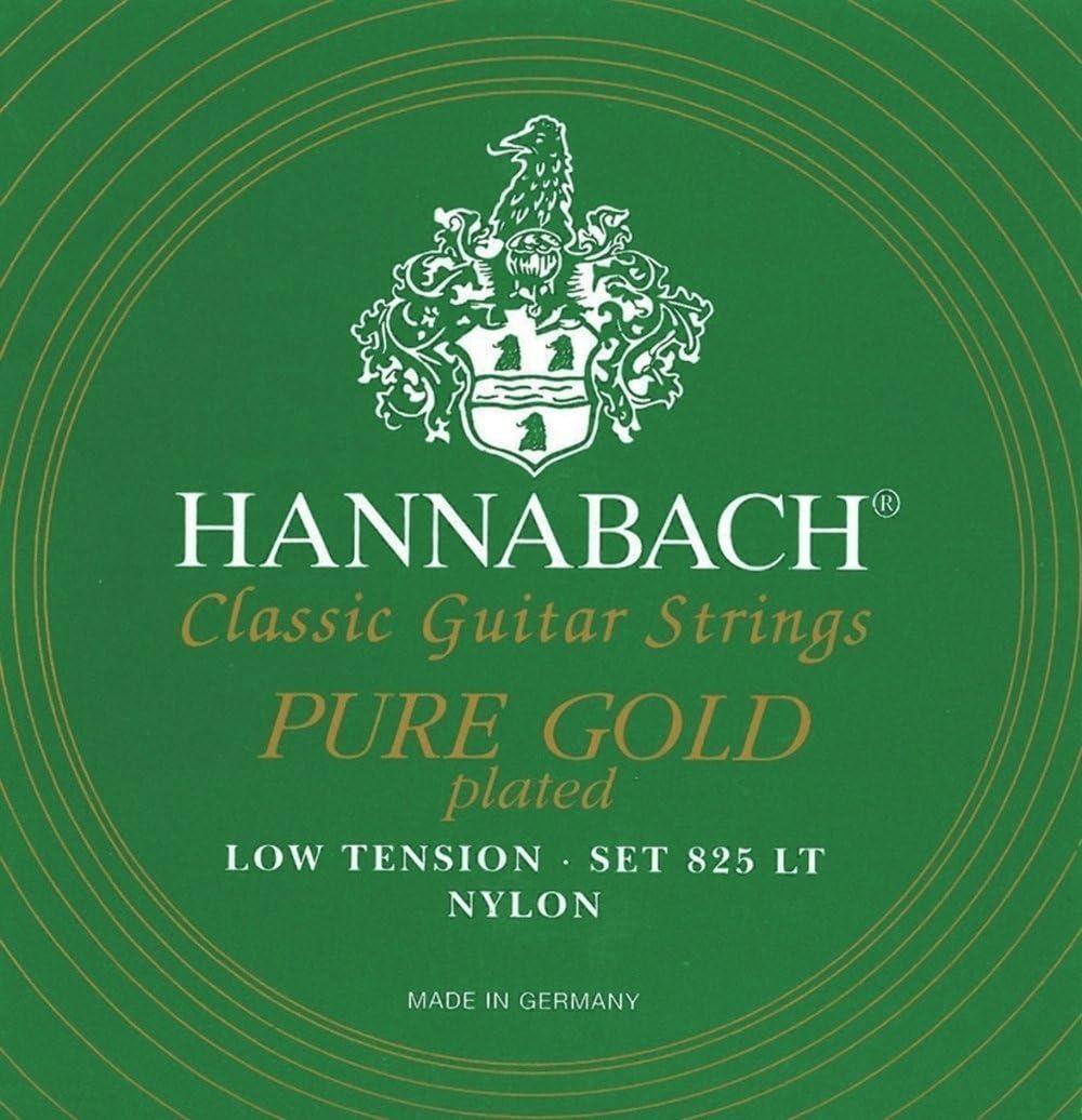 Hannabach 652647.0 - Cuerdas para guitarra clásica
