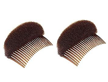 Women Hair Styling Clip Stick Bun Maker Braid Comb Supply Lady Hair Beauty Tool