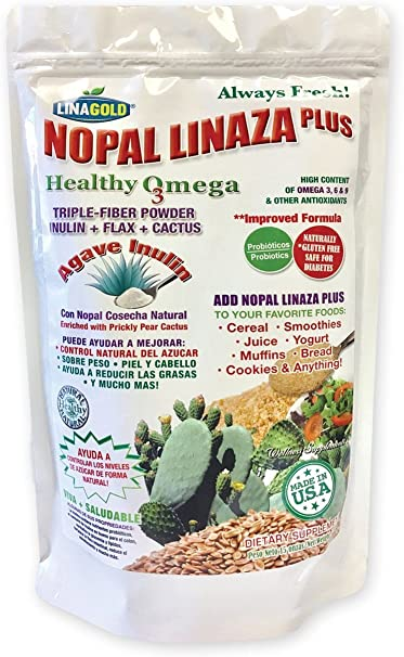 Amazon.com: Nopal Linaza: Health & Personal Care