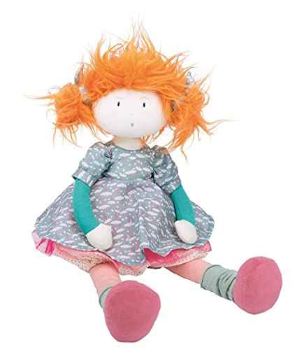 285500b72 Amazon.com  Moulin Roty Adele Parisian Rag doll  Toys   Games