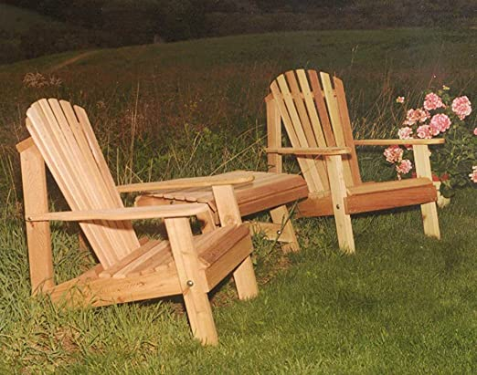 silla americana jardin amazon