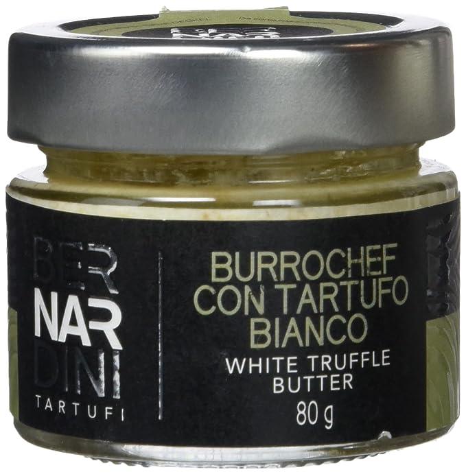 Bernardini Tartufi Mantequilla de Trufa Blanca - 80 gr