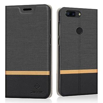 Amazon.com: riffue OnePlus 5T, funda Slim delgada funda de ...