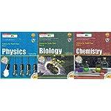 LAKHAMIR SINGH COMBO PACK 3 BOOKS CLASS 10 ( PHYSICS CHEMISTRY BIOLOGY)