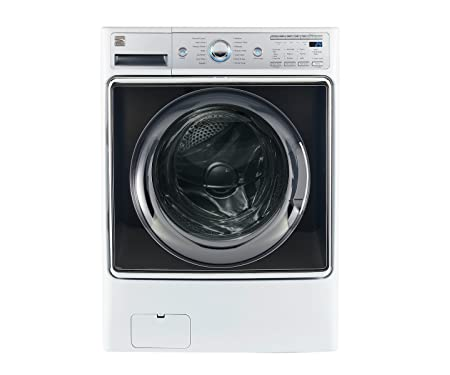 Kenmore 41982 5.2 Cubic Feet Smart Elite Front Load Washer