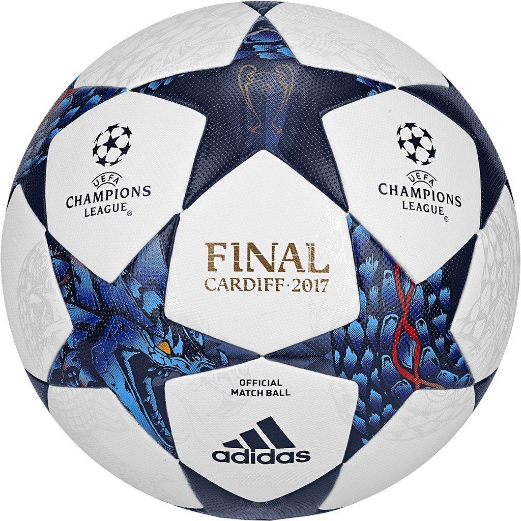 3e6a158b042d0 adidas Balón Final UEFA Champions League Juventus - Real Madid 2016 17 Road  to Cardiff  Amazon.es  Deportes y aire libre