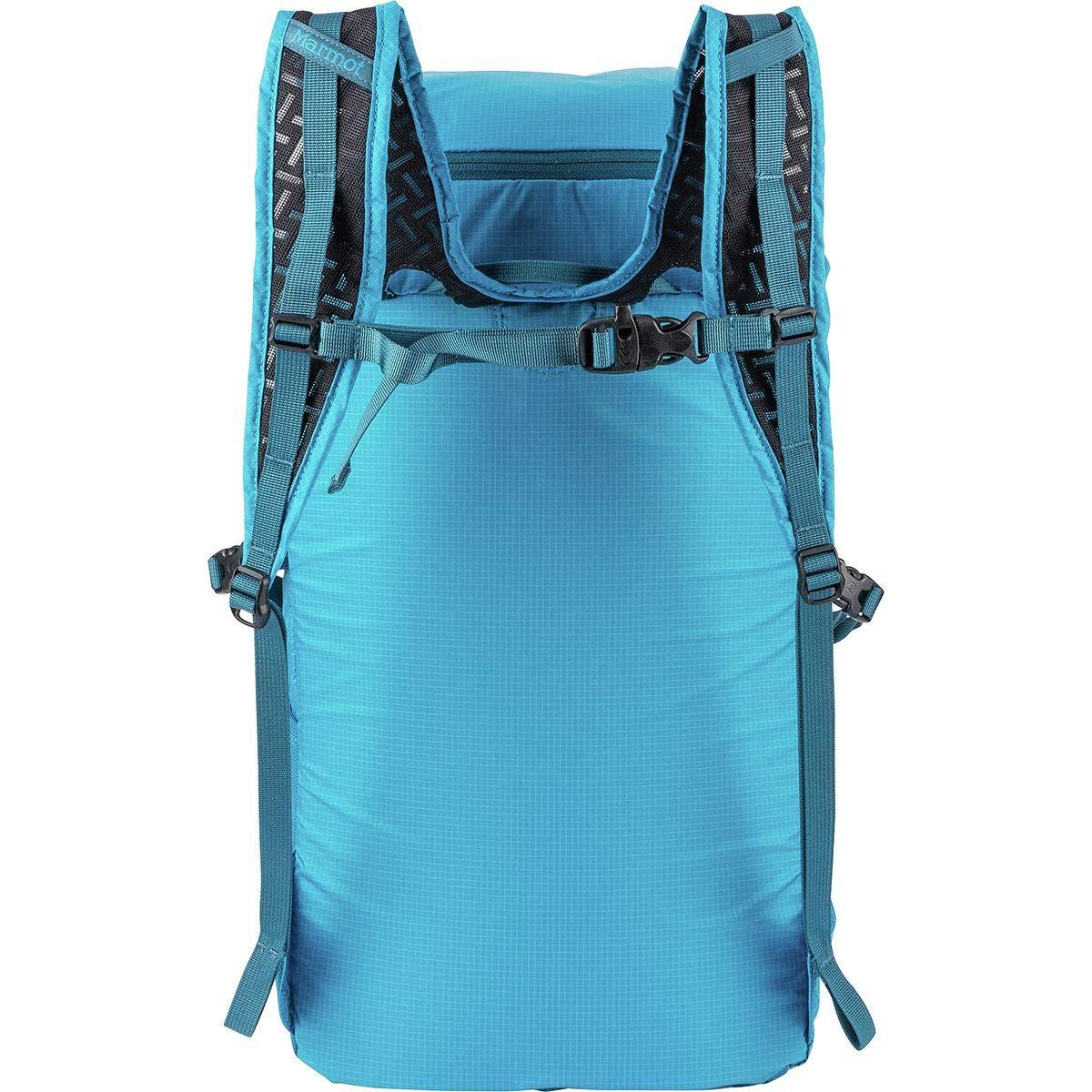 Daypack Marmot Kompressor 18 L Capacity Weighs Only 290g Ultra Light Backpack Foldable Rucksack