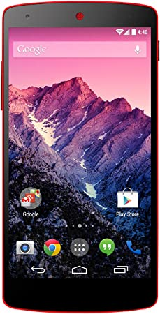 LG Nexus 5 D821 12,6 cm (4.95
