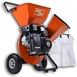 SuperHandy Wood Chipper Shredder Mulcher Ultra Duty 7HP Gas 3 in 1 Multi-Function 3