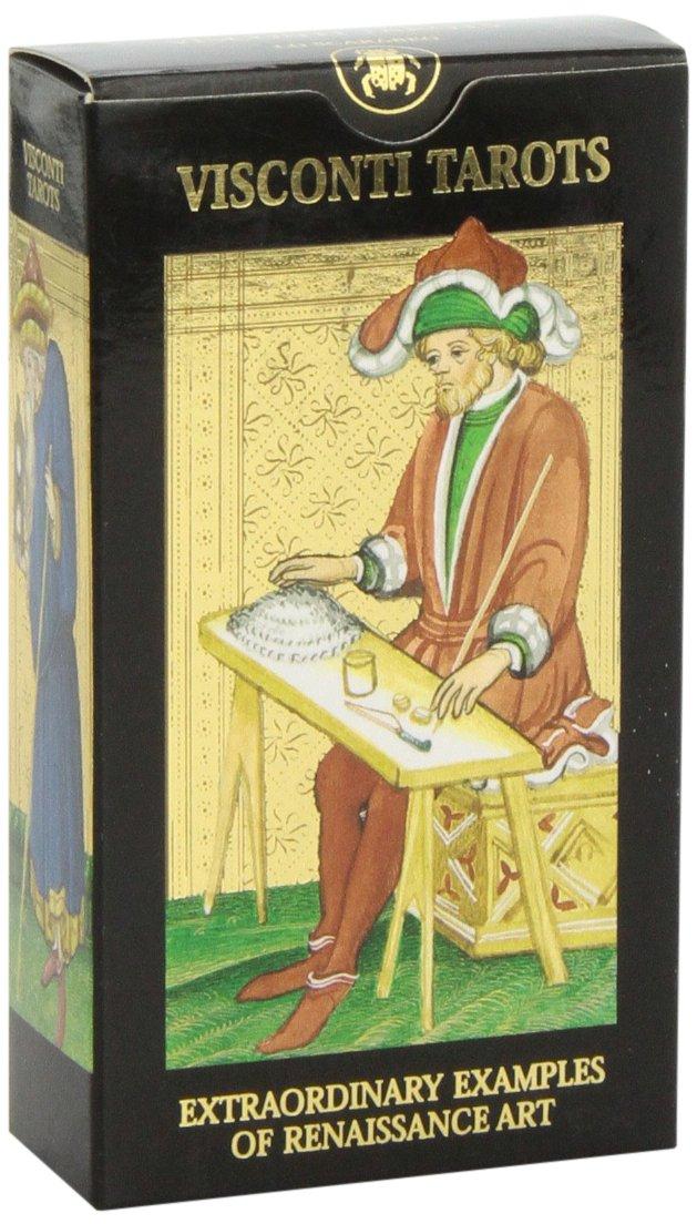 Visconti Tarot: Amazon.es: A.A. Atanassov: Libros en idiomas ...