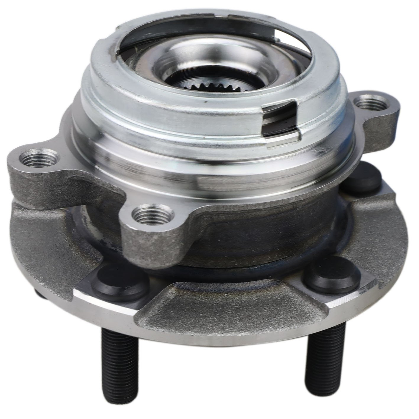 SCITOO Compatible with New Wheel Hub Bearing 513189 Assembly Front Left Right fit A Equinox Torrent Vue w//ABS