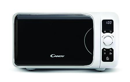 Candy EGO-G25DCGW - Microondas con grill, 25 L, 900 W / 1000 W, 6 ...