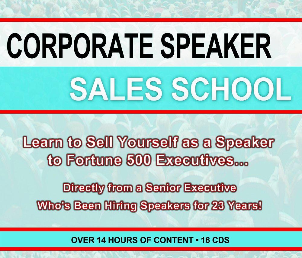 Download Corporate Speaker Sales School pdf epub