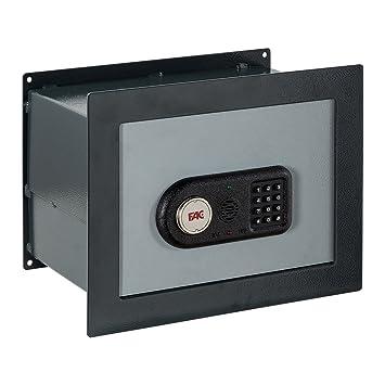 FAC 102-IE - Caja fuerte electrónica, sistema integral: Amazon.es: Bricolaje y herramientas