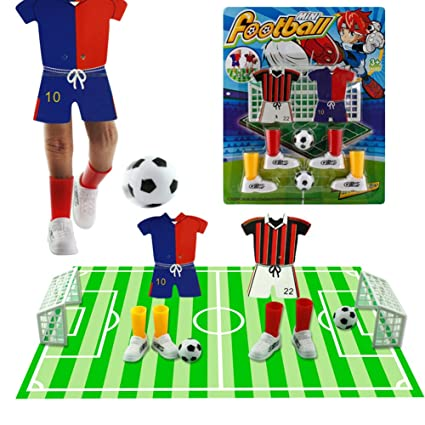 Cilected Finger Football Game Sets With Two Goals Funny Family Party
