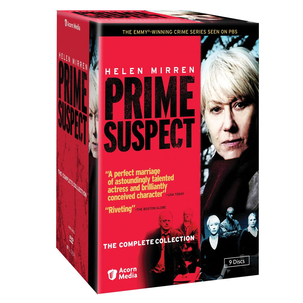 Prime Suspect: The Complete Collection by Acorn
