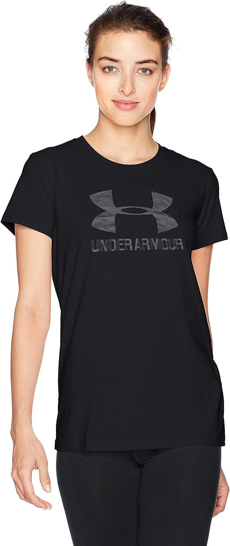 Under Armor Womens Sportstyle Crew