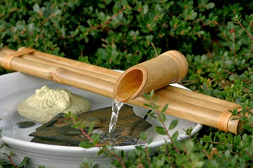 Bamboo Accents Water Fountain Pump Kit 18 inch