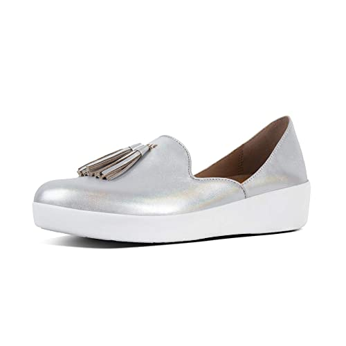 43f123bcd64 fitflop Women s Tassel Superskate D Orsay Loafers  Amazon.ca  Shoes ...