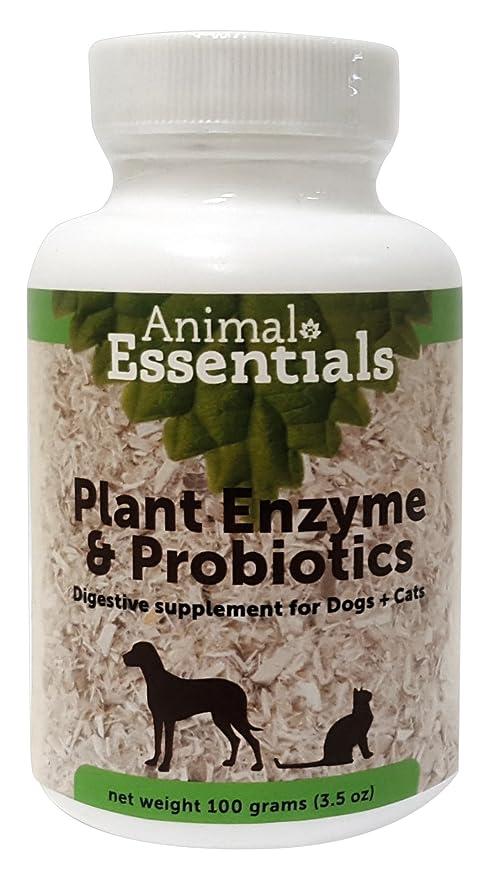 Amazon.com: Animal Essentials Planta enzimas & Probiotics ...