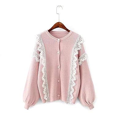 220bde4b0e Robin Santiago Women Cardigan Patchwork Sweaters Fashion Fleece Sweater Open  Stitch Outwear Black One Size at Amazon Women s Clothing store