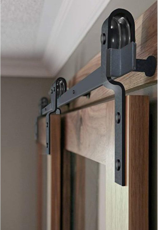 Fullhouse - Kit de herramientas para puerta corredera, diseño rústico, para garaje, armario, interior y exterior: Amazon.es: Bricolaje y herramientas