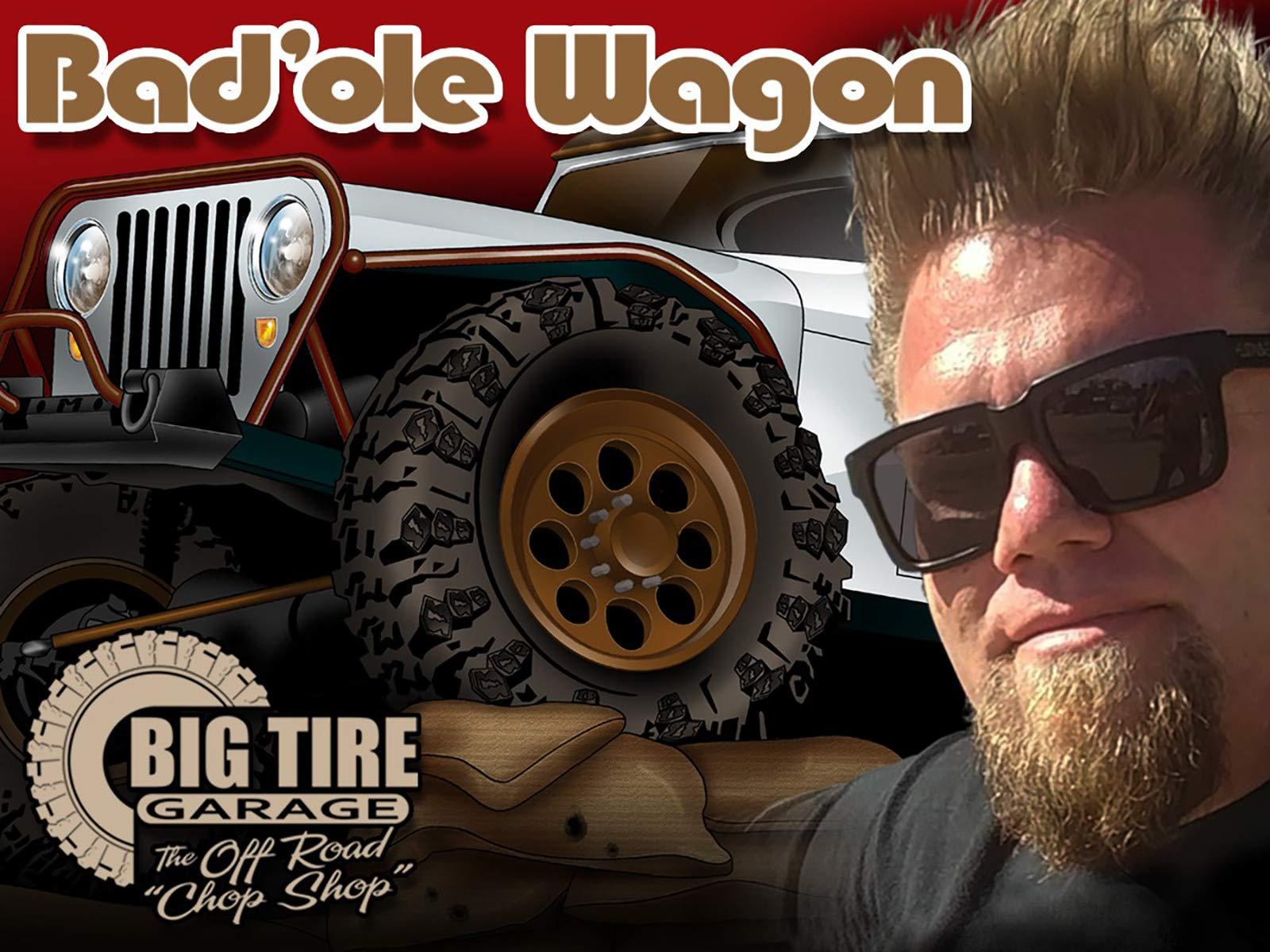 Big Tire Garage - Season 2