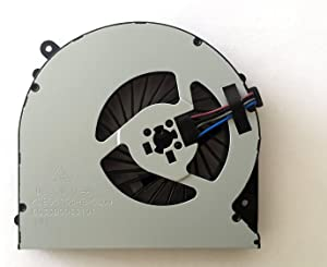 iiFix New CPU Cooling Cooler Fan For Toshiba Satellite L55-A5385 L55t-A5290 L55 L55-A L55D-A L55DT L55T L55T-A, P/N: V000310060