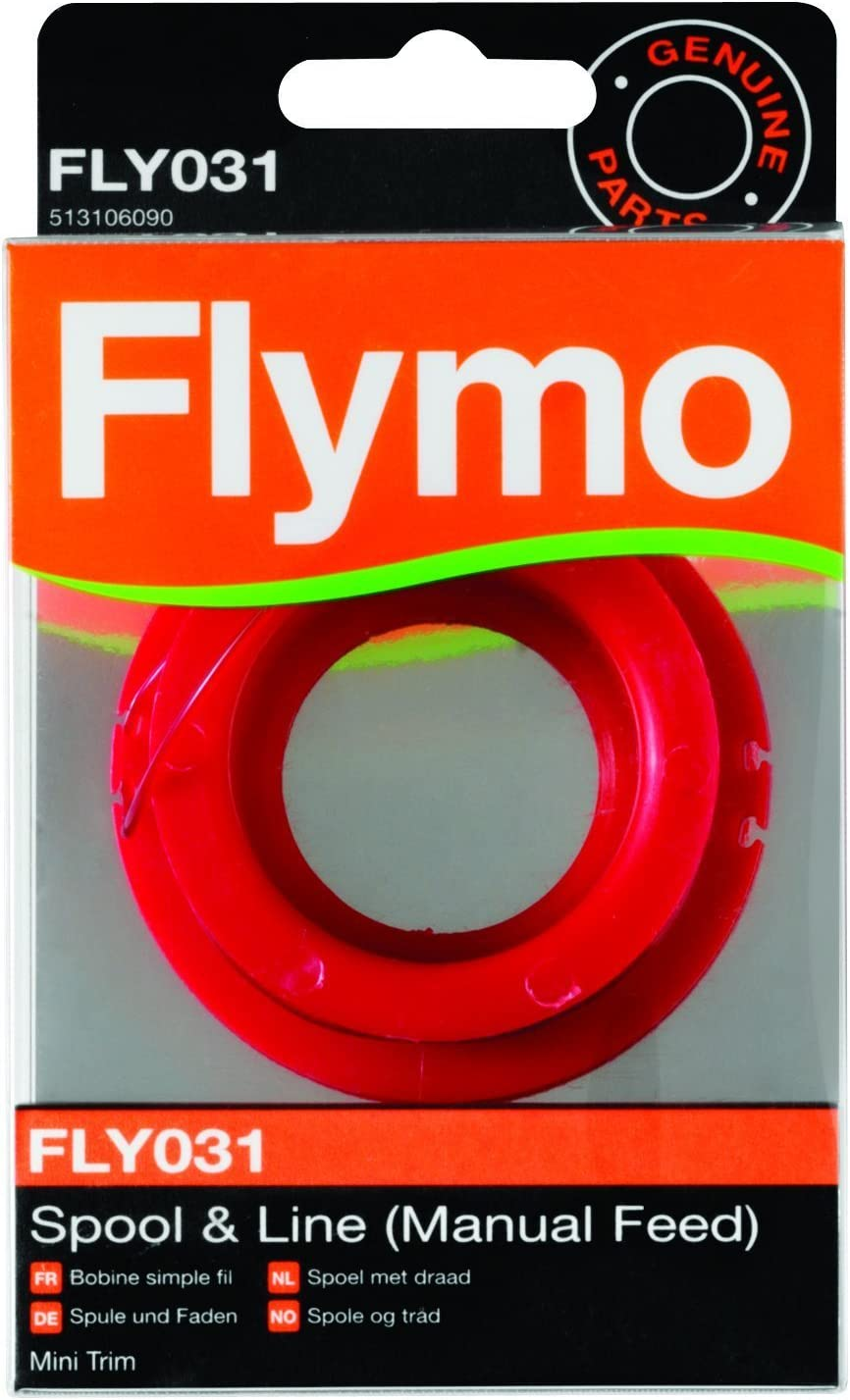 ALM FL031 Replacement Spool /& Line for Flymo Mini Trim ST FLY031 Grass Trimmer