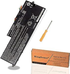 KingSener New 11.4V 2640mAh 30WH AC13C34 Laptop Battery for Acer Aspire V5-122P V5-132 E3-111 E3-112 ES1-111M MS237 KT.00303.005