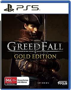 Greedfall: Gold Edition - PlayStation 5