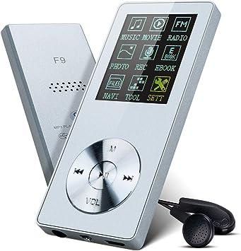 Lychee 8gb Mp3 Player Mit Kopfhörern Lautsprecher Elektronik