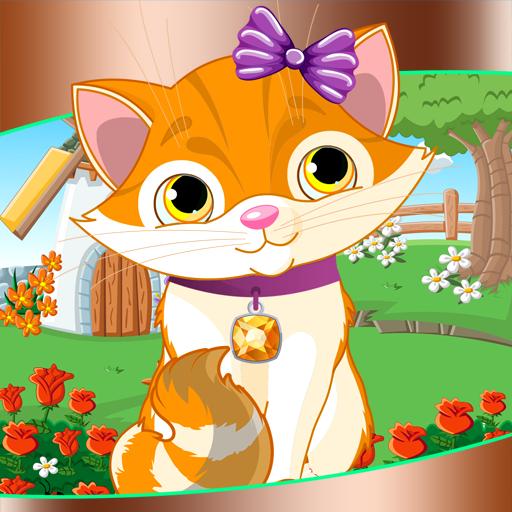 kitten dress up - 8