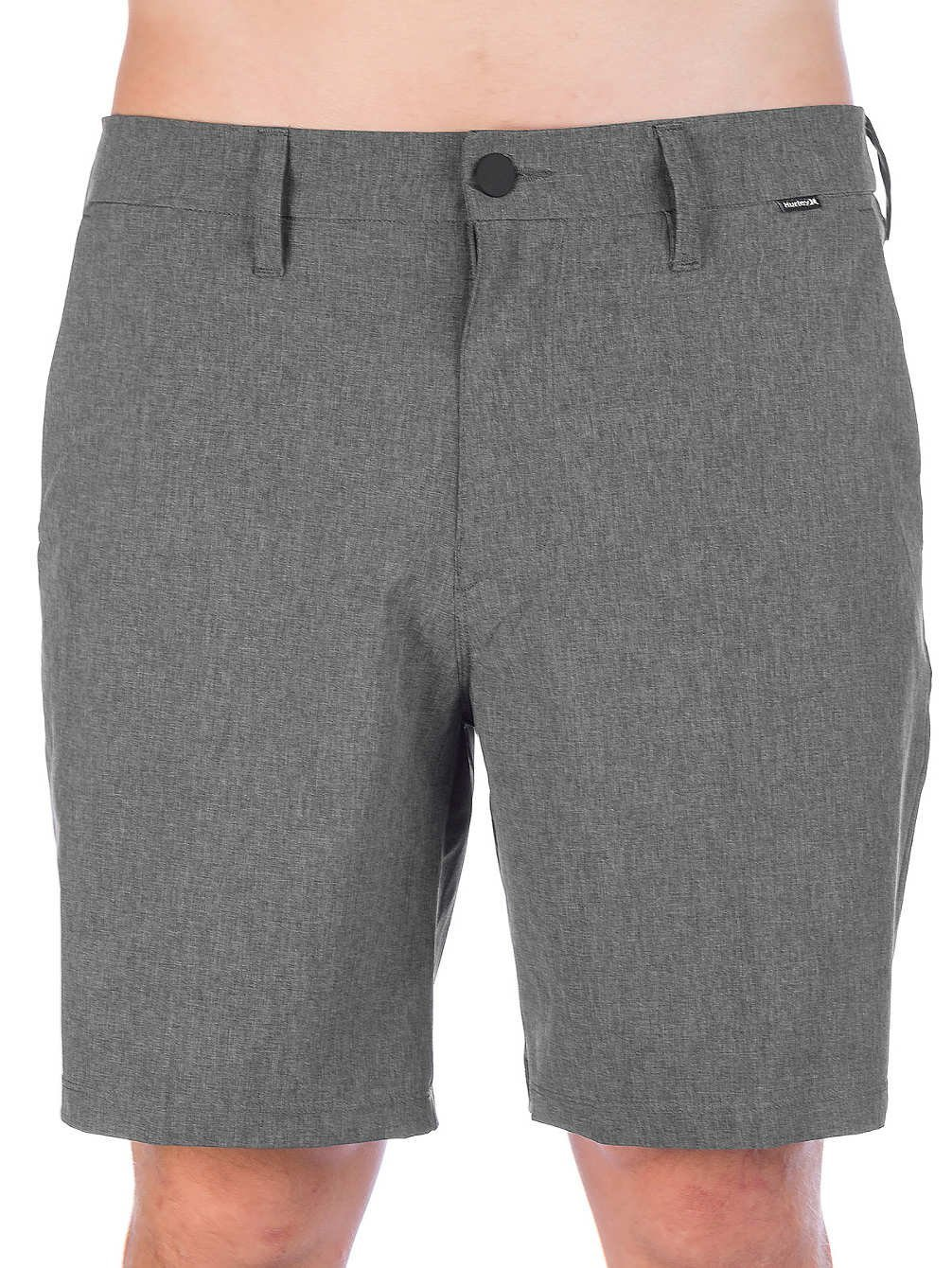 Hurley Phantom 18 inch Walkshort 032-Black-Heather 34