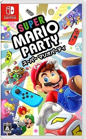 スーパー マリオパーティ , Switch