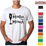 34ac2098 It's Mimosa Not Mimosa Funny Harry Potter Pun T-Shirt/Tank Top S-