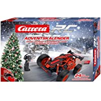 Carrera RC 370160135 Advent Calendar-2,4 GHz Car, Rot