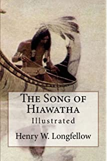 the song of hiawatha dover thrift editions henry wadsworth  the song of hiawatha illustrated