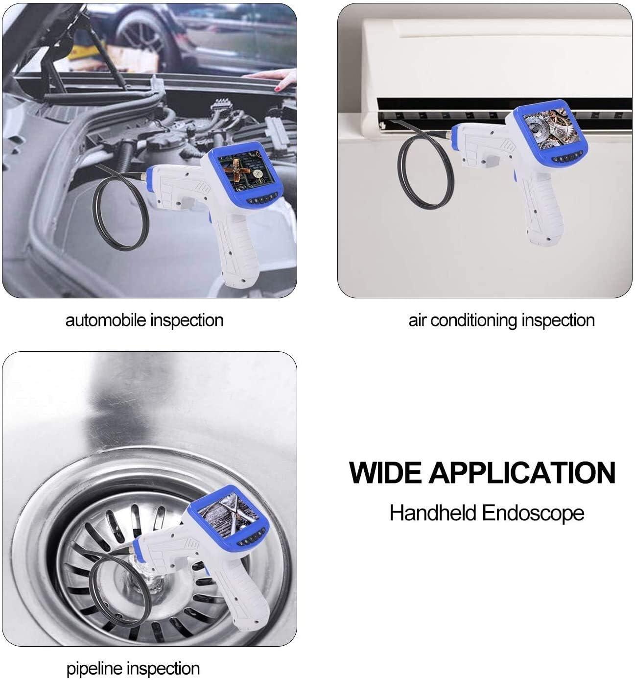 Cámara Digital endoscopio industrial 4.3 pulgadas LCD de alta ...
