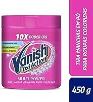 Tira Manchas Gold Vanish Oxi Action Pink, 450g
