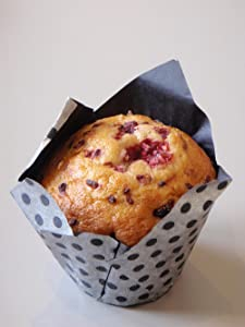 LAMINATED 24x32 inches POSTER: Muffin Breakfast Food Bakery Baked