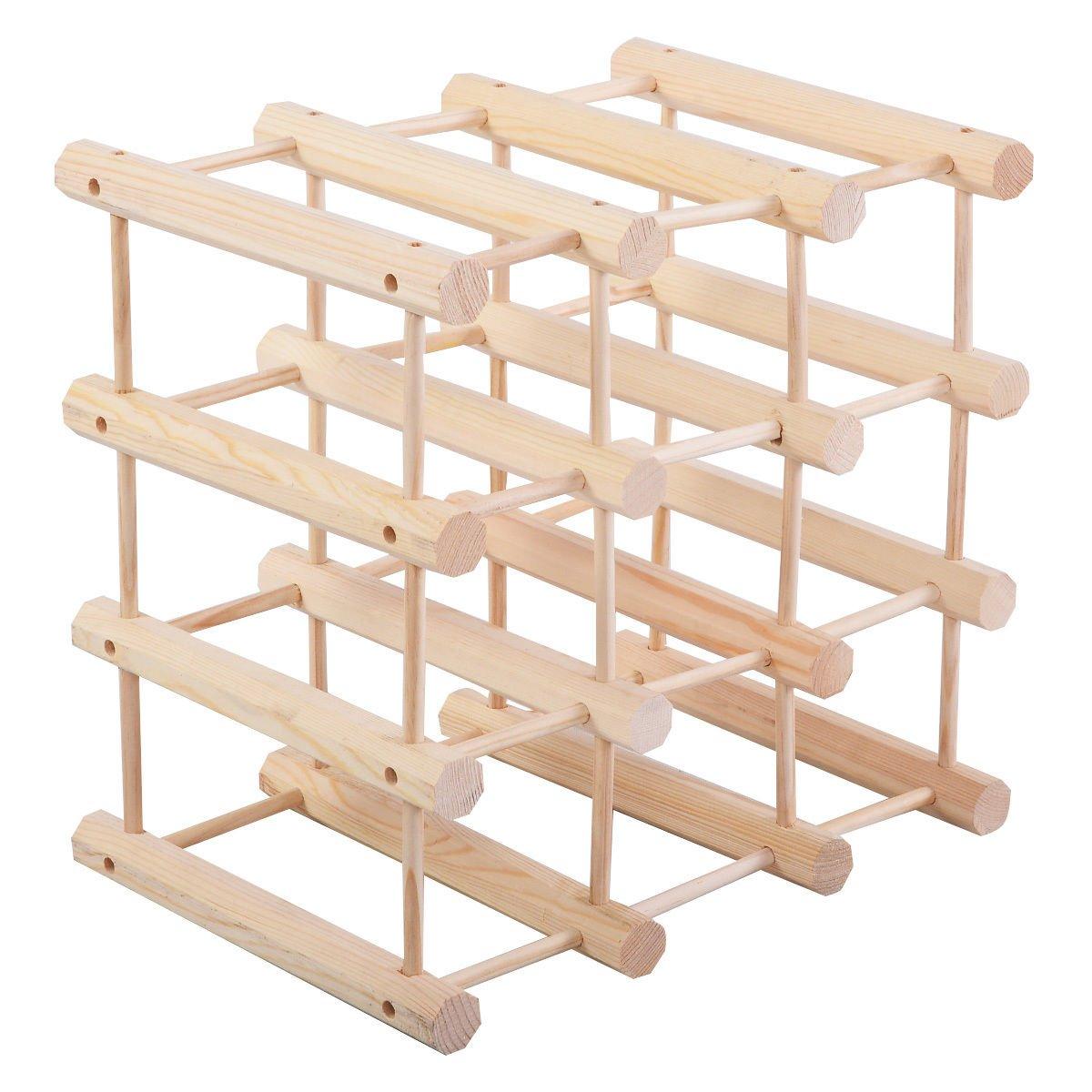 Wood Display Rack: Amazon.com